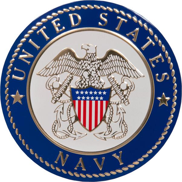 United states navy emblem