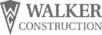 Walker construction services logo