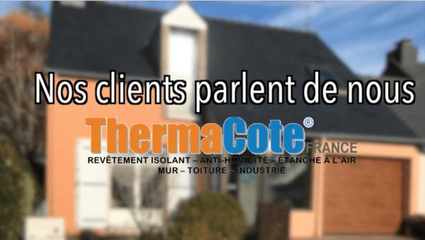 "Témoignage client (Morbihan-56) : ""Je n'ai plus froid"""