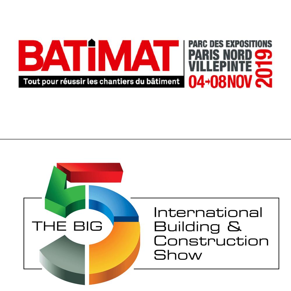 ThermaCote vous donne rendez-vous à Batimat et The Big 5 Dubaï !